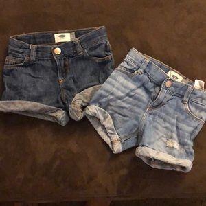 Toddler old navy shorts